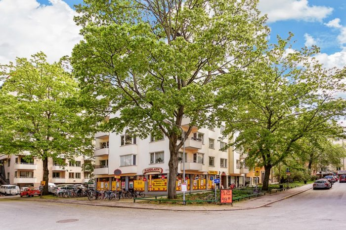 Fastigheten på Slipgatan 11